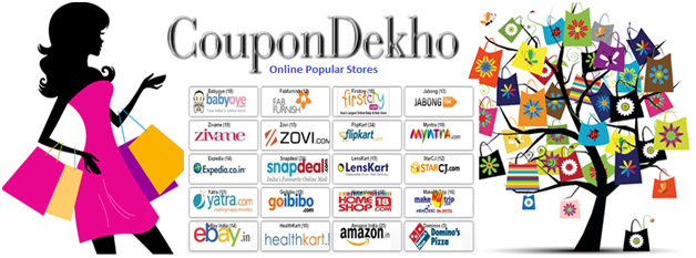 CouponDekho Review — Best Amongst all Coupon sites