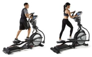 The Fitness Expert's Choice- Sole Fitness E35 Elliptical Machine